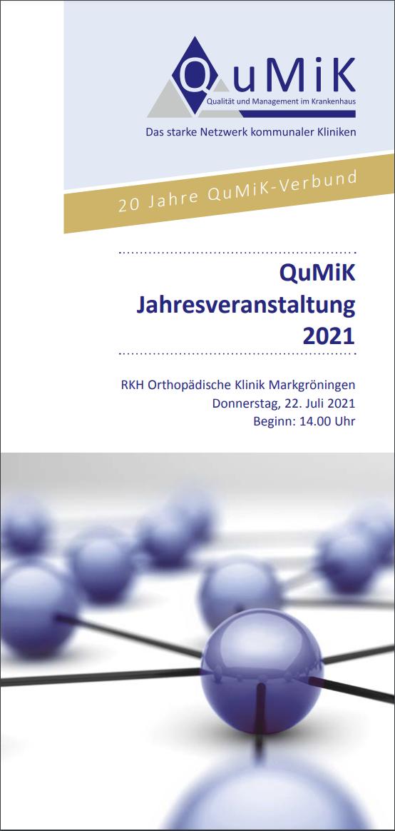 QuMiK-Jahresveranstaltung 2021 (Hybrid)