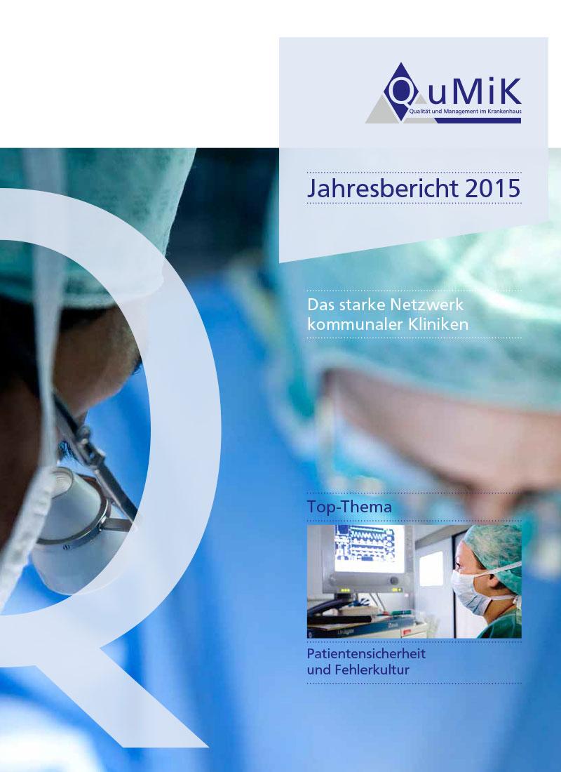 Jahresbericht 2015 Bild