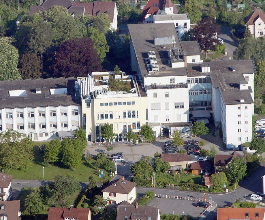 Hegau Bodensee Klinikum Radolfzell zugeschnitten