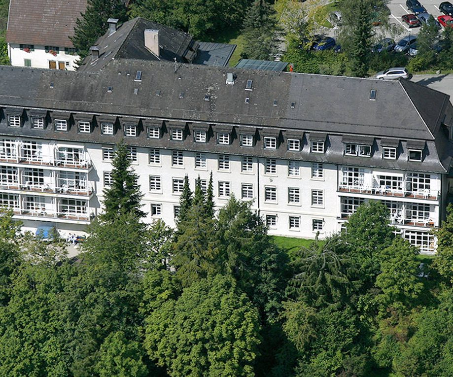 Hegau Bodensee Klinikum Stühlingen zugeschnitten