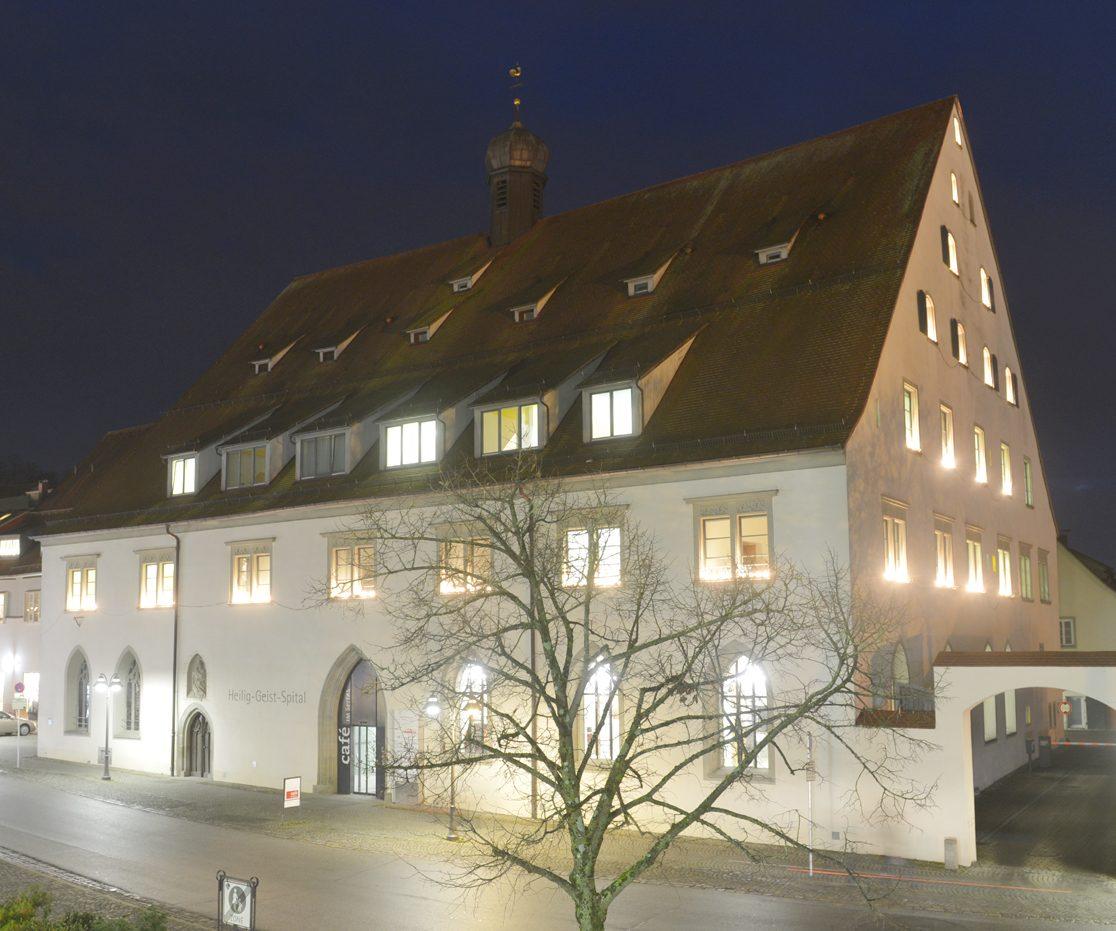 OSK Heilig Geist Spital am Abend_zugeschnitten